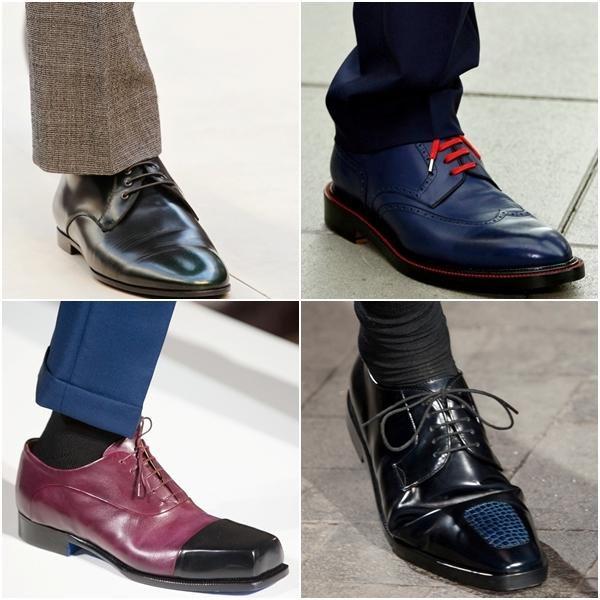 Выбираем туфли делового стиля