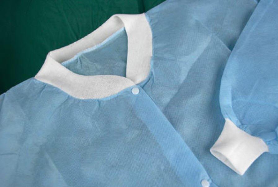 Выбор халата для одноразового применения