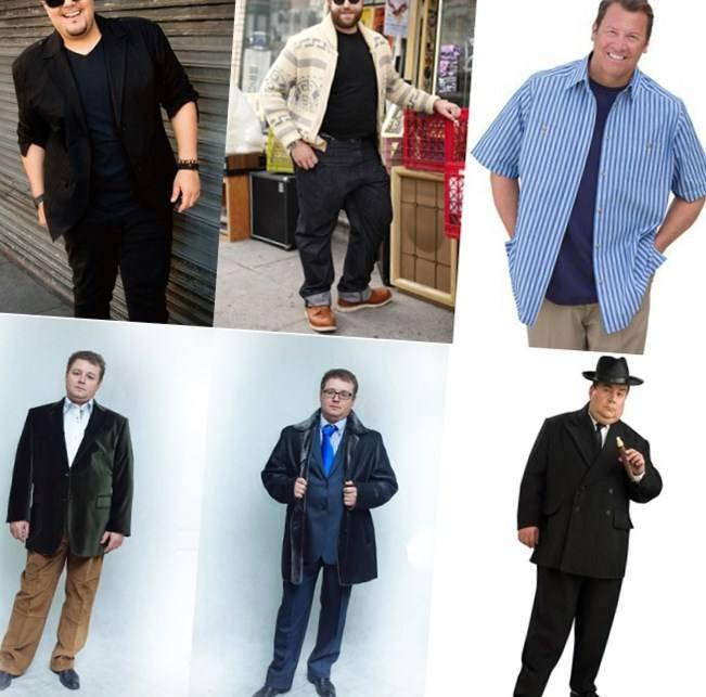 Выбор модной одежды