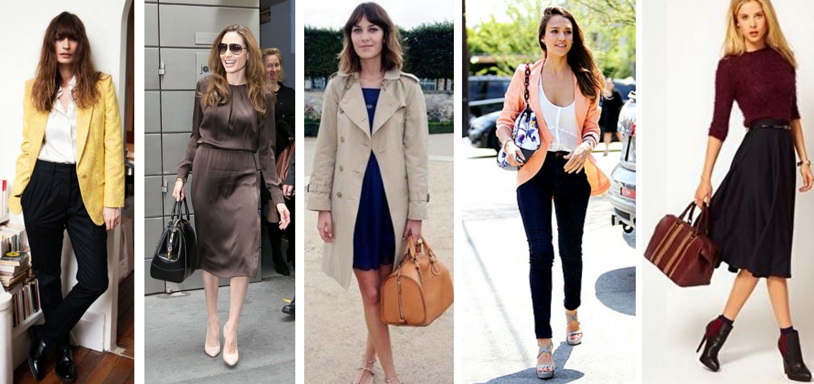 Выбор одежды