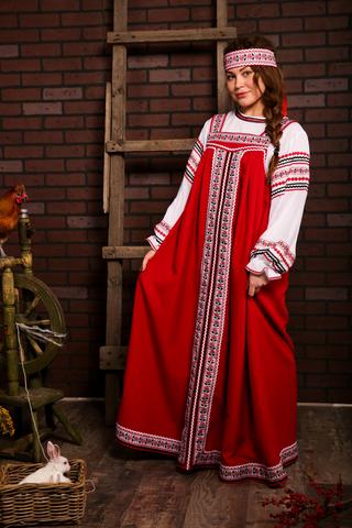 Выбор одежды прошлых столетий