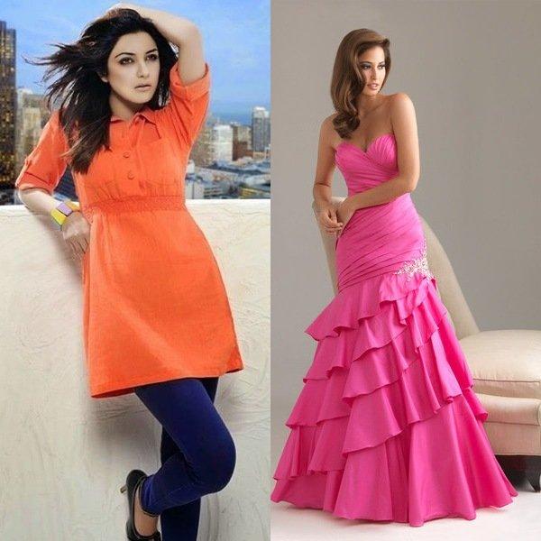 Выбор одежды в романтическом стиле