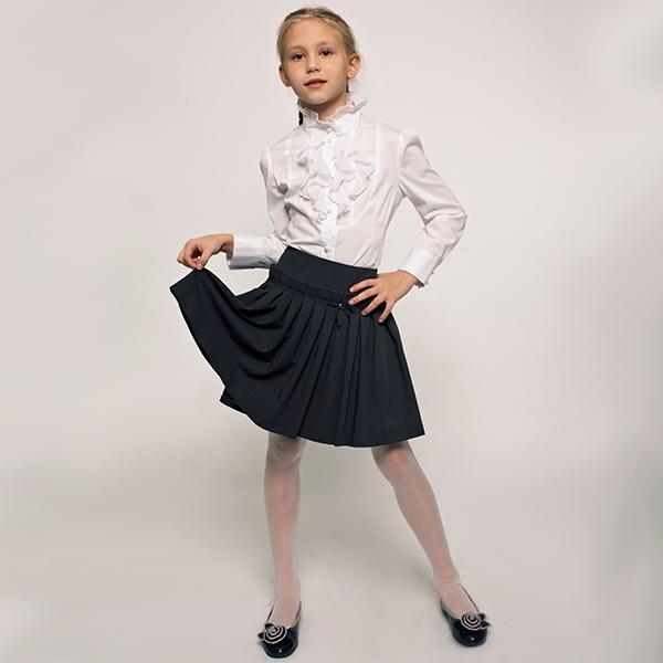 Выбор стильного образа для школьницы