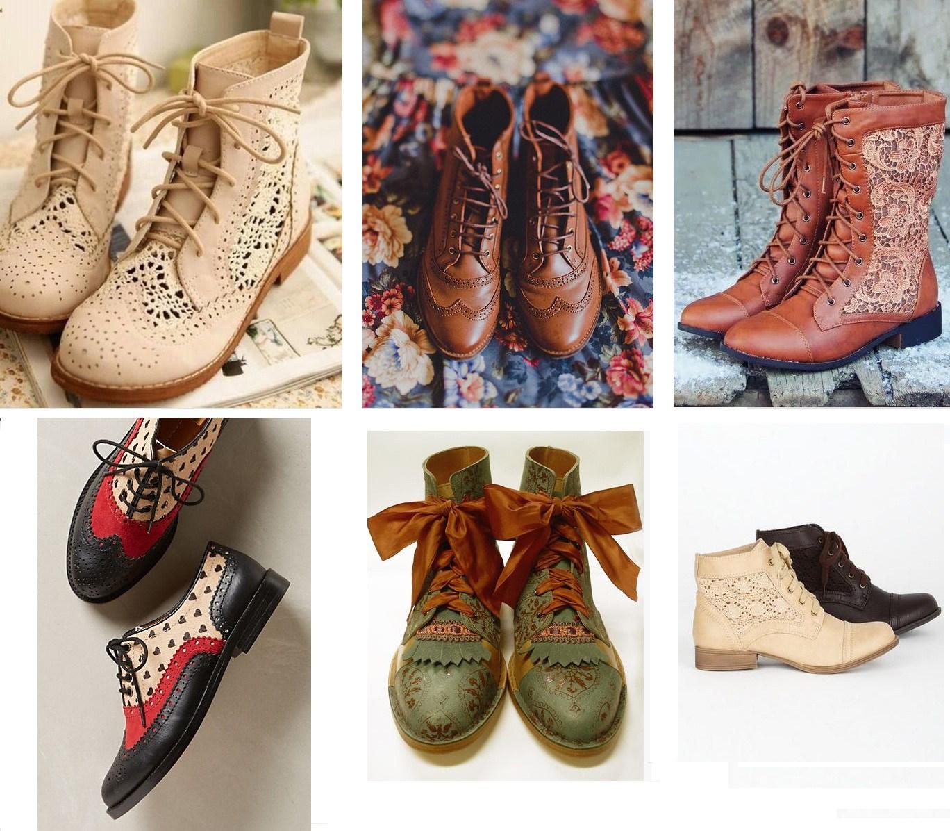 Выбор стильной обуви