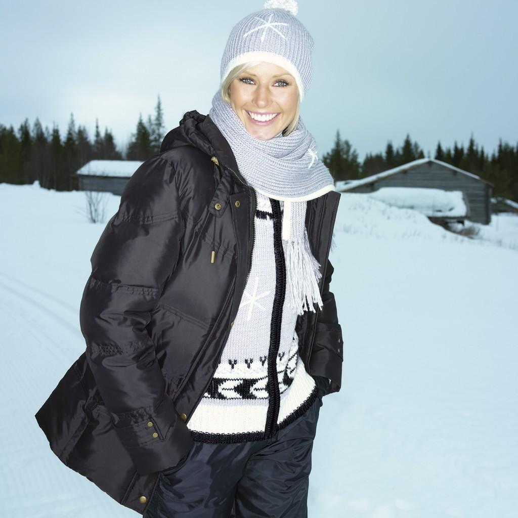 Выбор зимней одежды