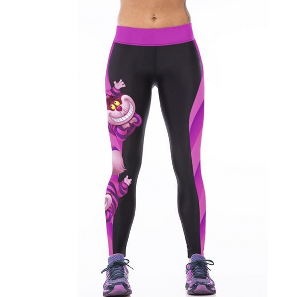 Яркие штаны спортивные для спорта