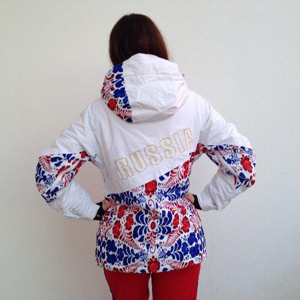 Женская спортивная куртка для отдыха