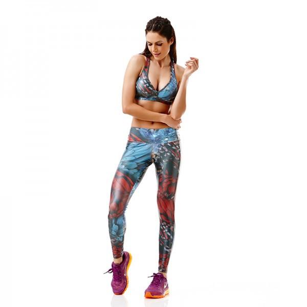 Женские спортивный комплект одежды для бодибилдинга