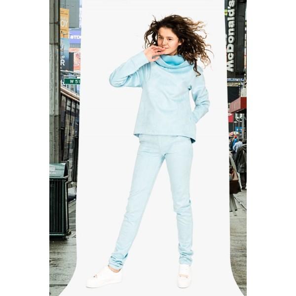 Женский костюм Urban голубой
