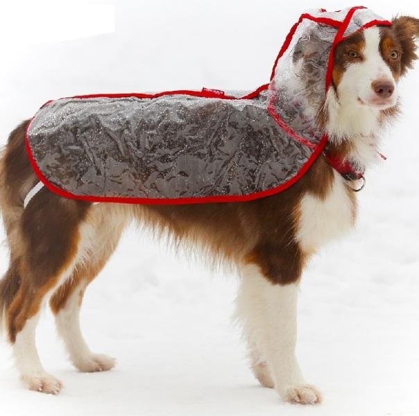 Дождевик для больших собак