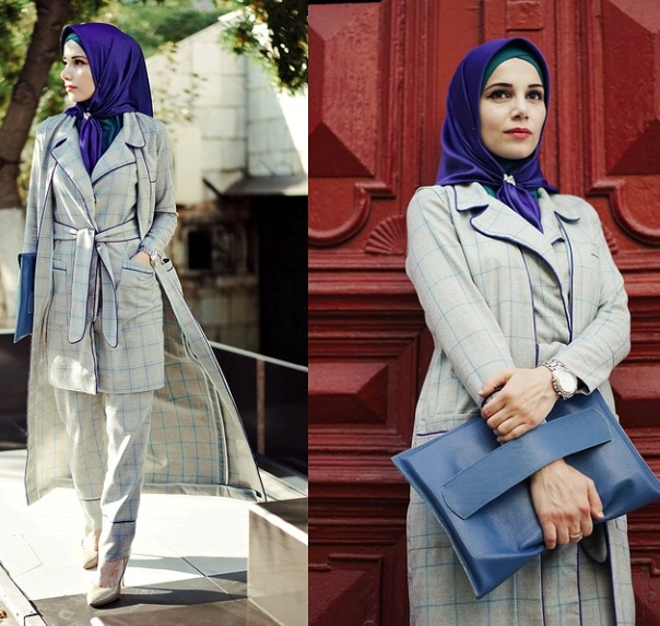 Образ мусульманской женщины