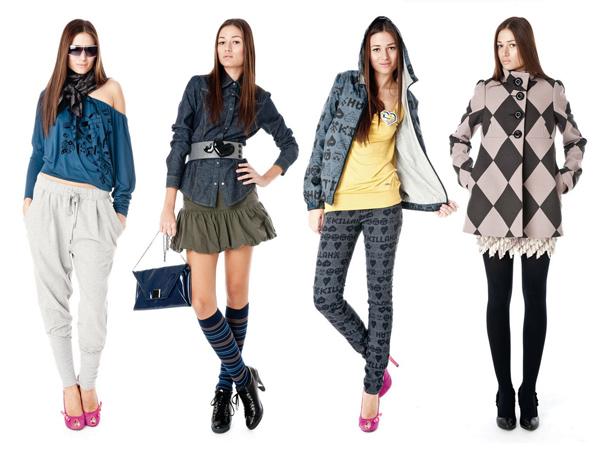 Молодежная брендовая одежда