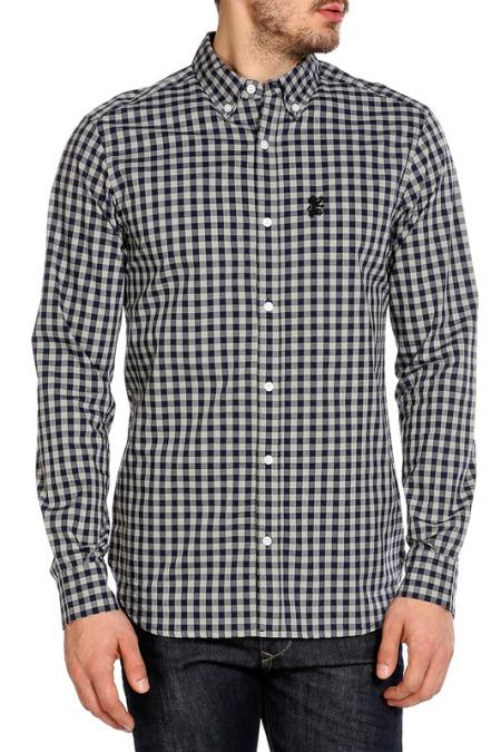 Мужская сорочка Lambretta