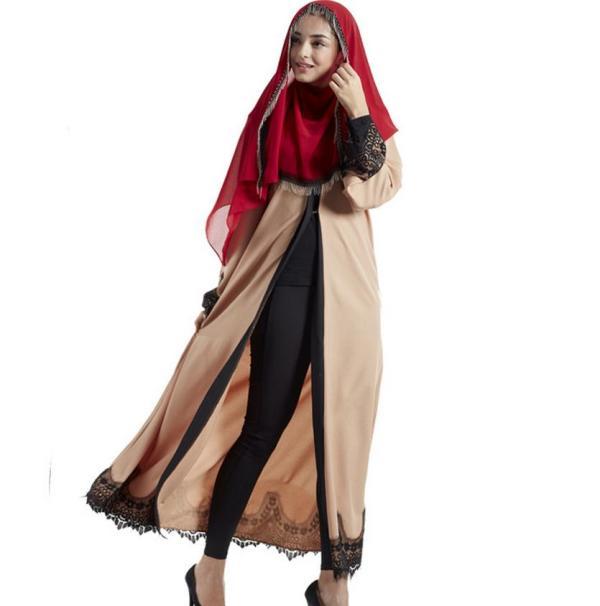Мусульманский наряд со штанамы