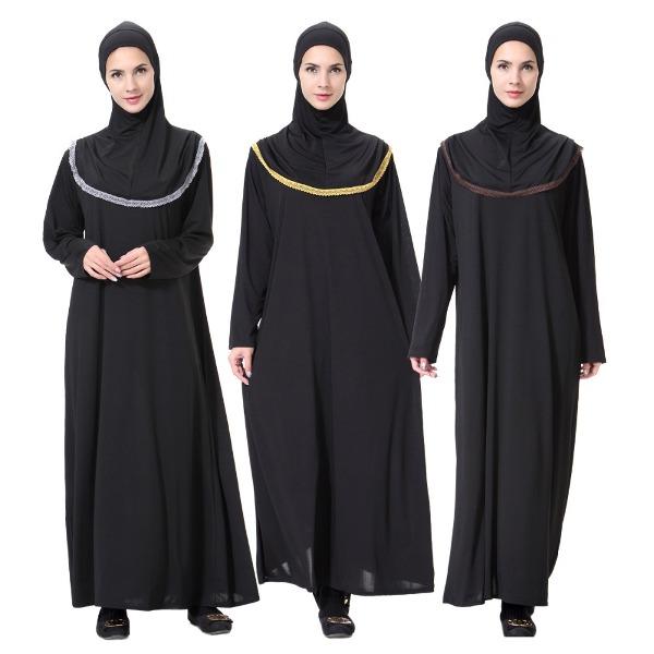 Повседневные платья мусульманок