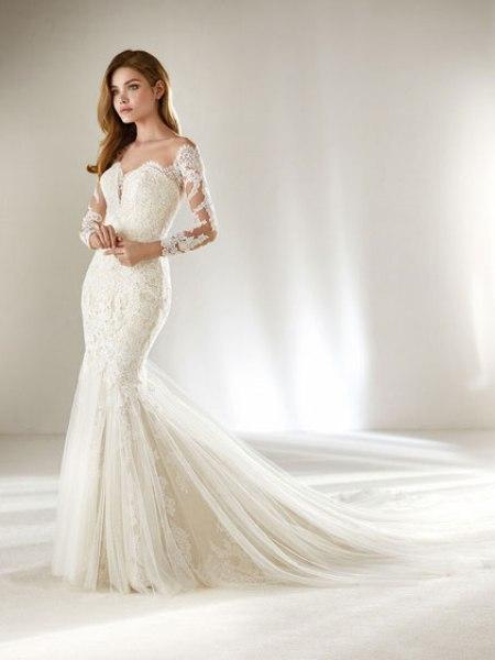 Свадебный наряд Pronovias