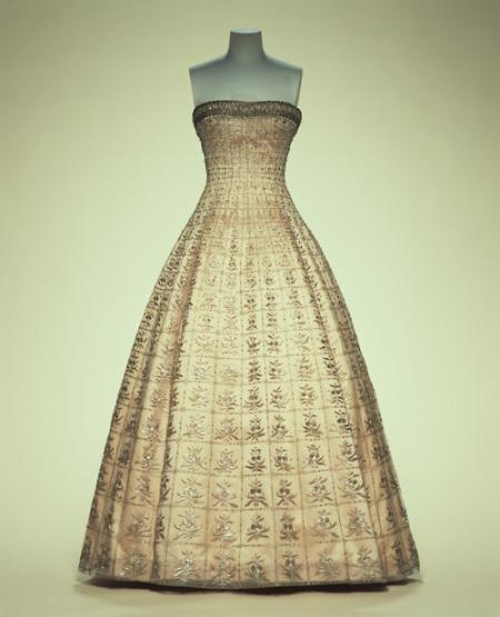 Вечернее платье Christian Dior