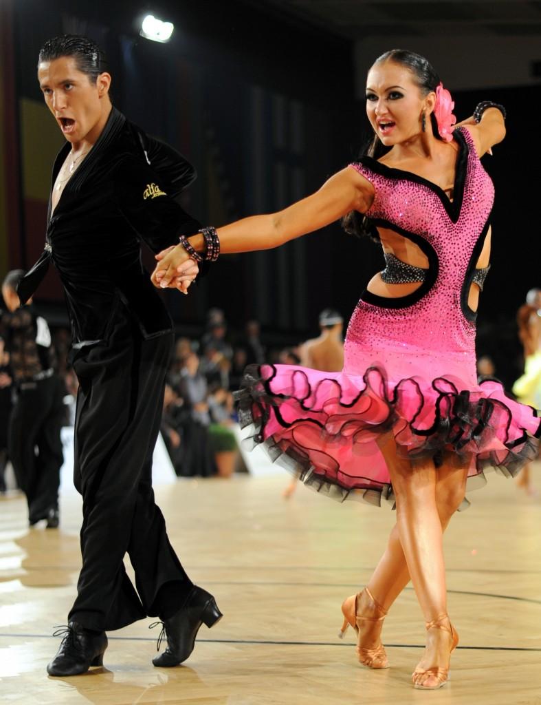 Бальные танцы - существующие виды