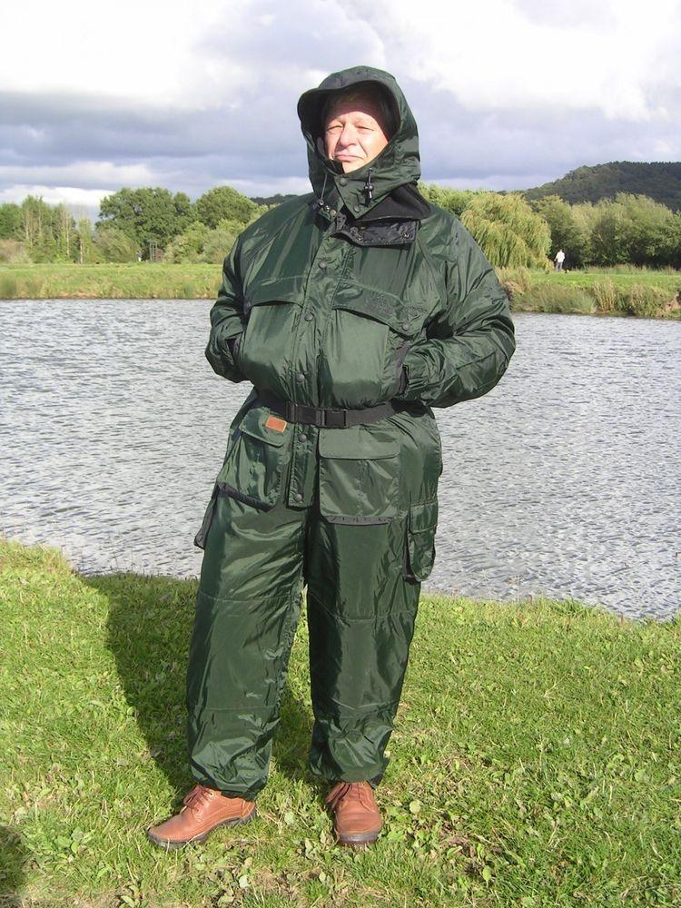 Демисезонный костюм для рыбалки