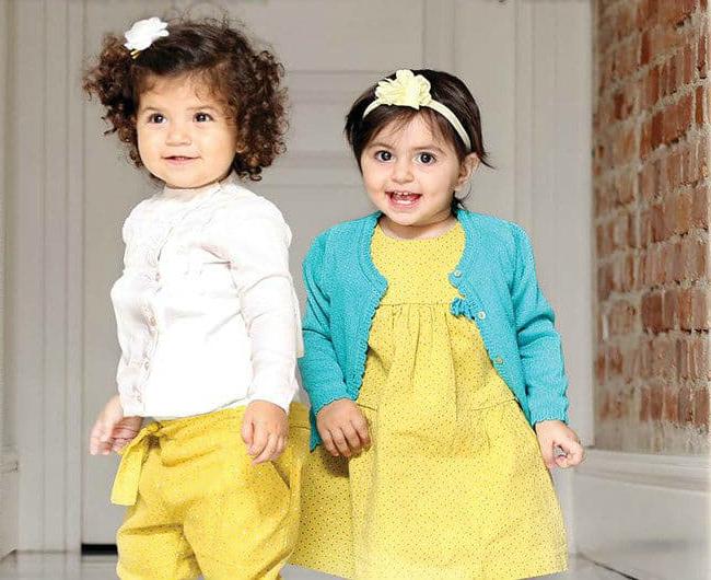 Детская одежда из Турции Azis Bebe