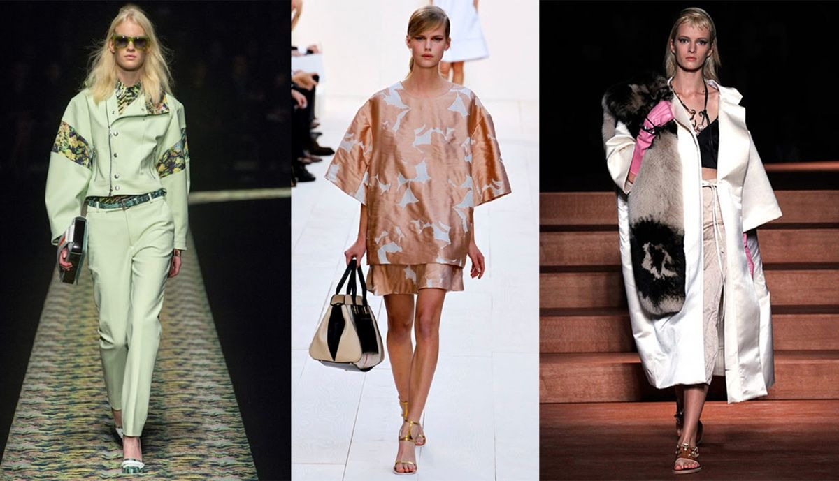 Дизайнерская одежда в этом стиле тщательно конструируется и продумывается