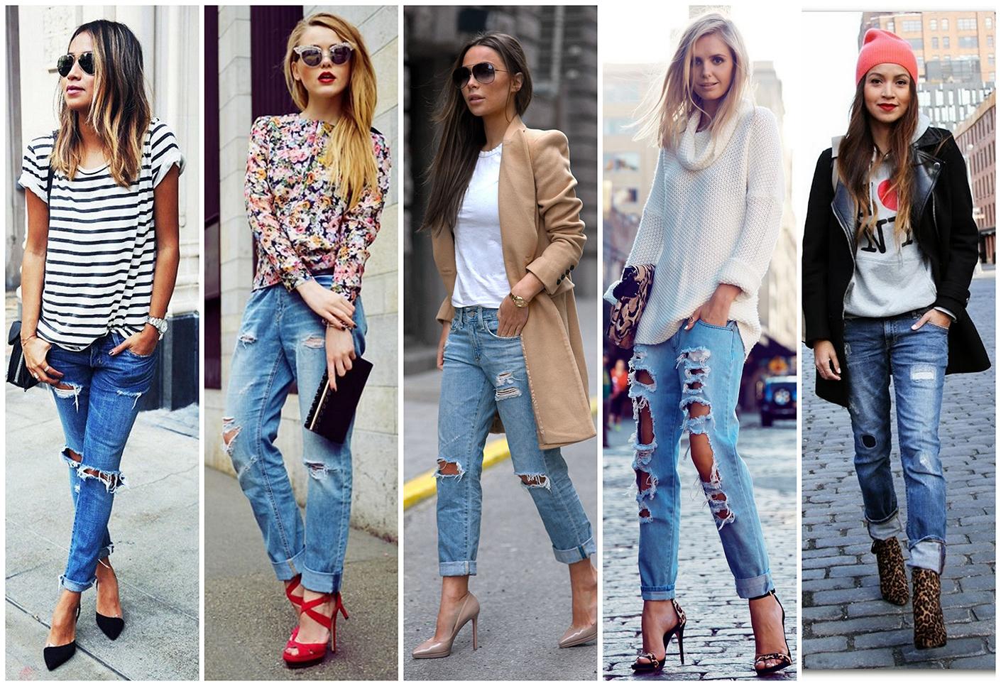 Джинсы - незаменимая одежда подростков