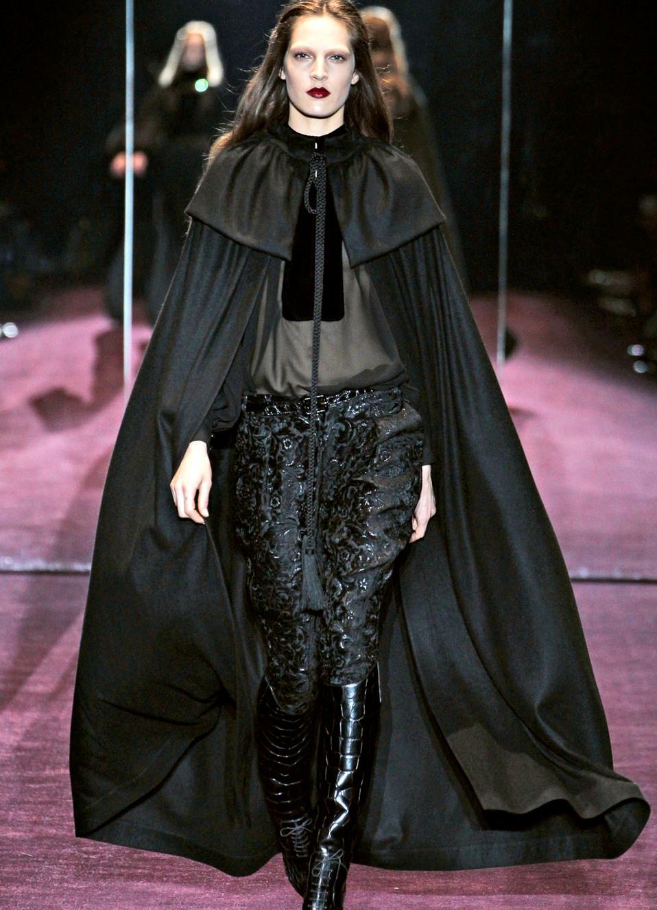 Готическая мода