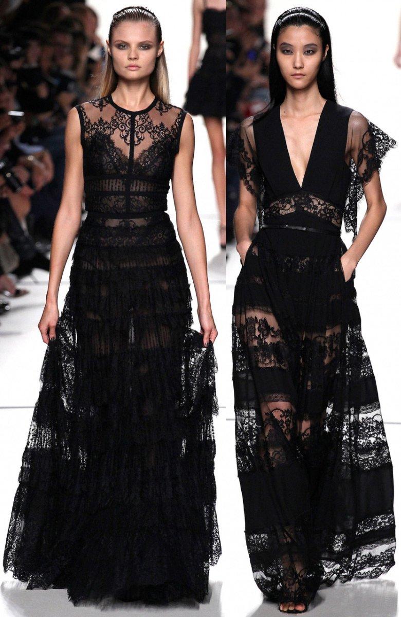 Готические платья