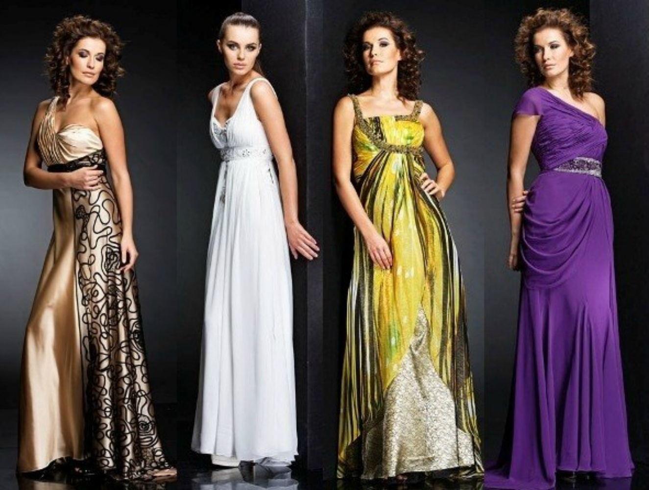Греческие нотки в одежде