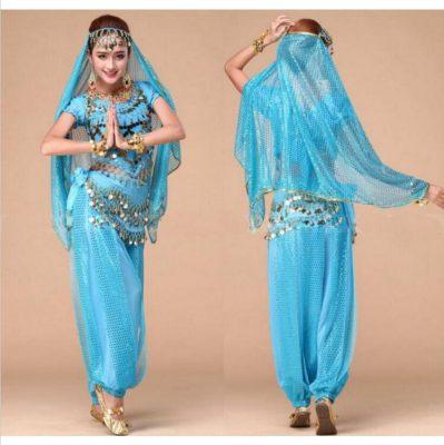 Индийский праздничный костюм