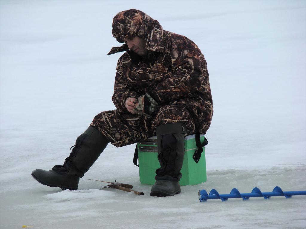 Как выбрать одежду для рыбалки