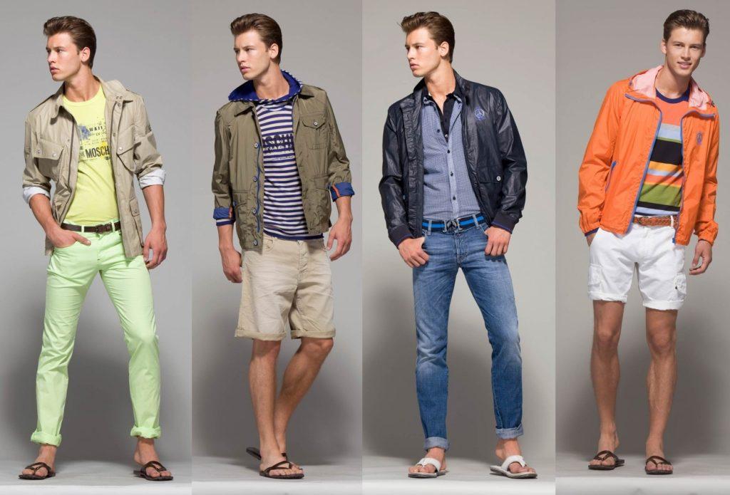 Как выглядит современная мужская одежда
