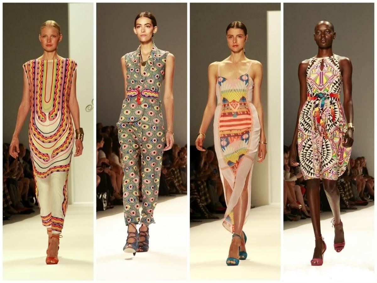Модная одежда в этно-стиле