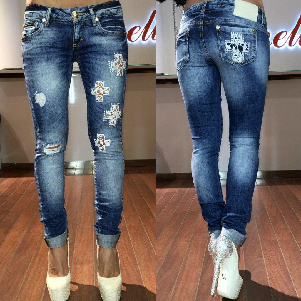 Молодежные джинсы Cross