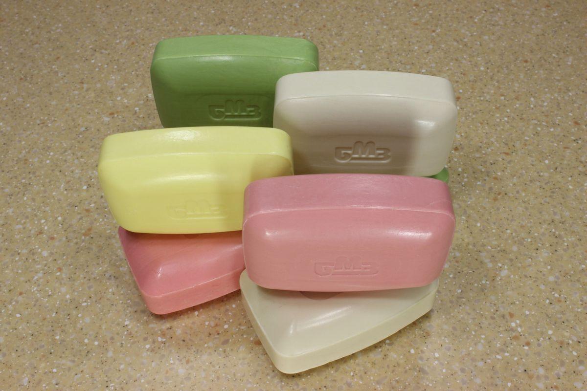 Мыло можно использовать вместо антистатика