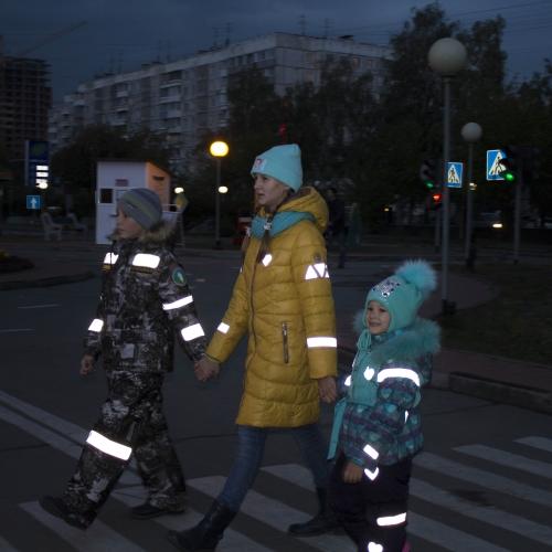 Назначение светоотражателей