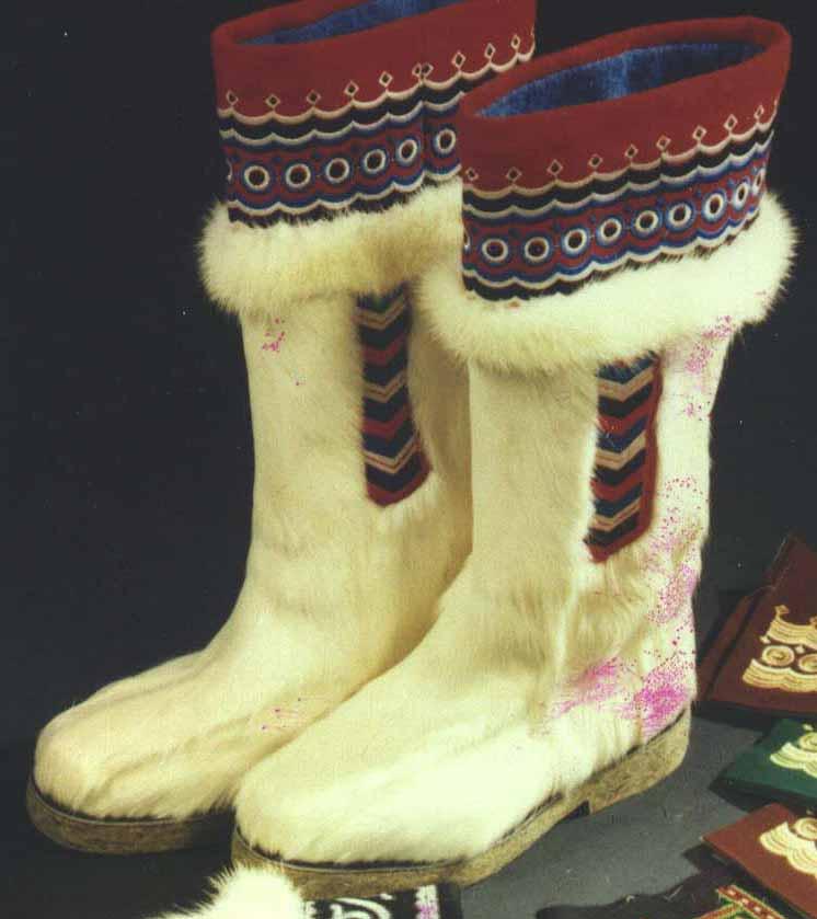 Обувь для Севера
