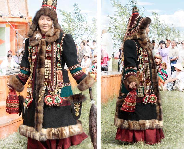 Одежда Якутии