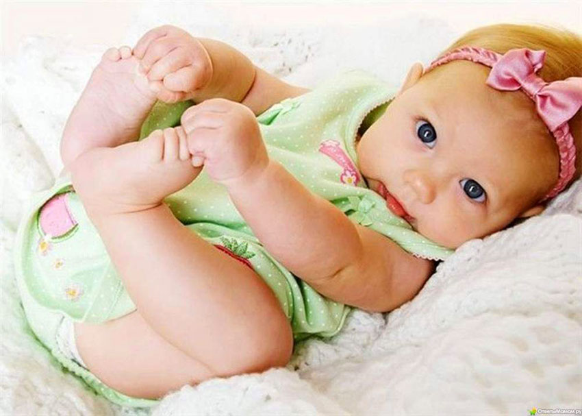 Одежда для новорожденной девочки