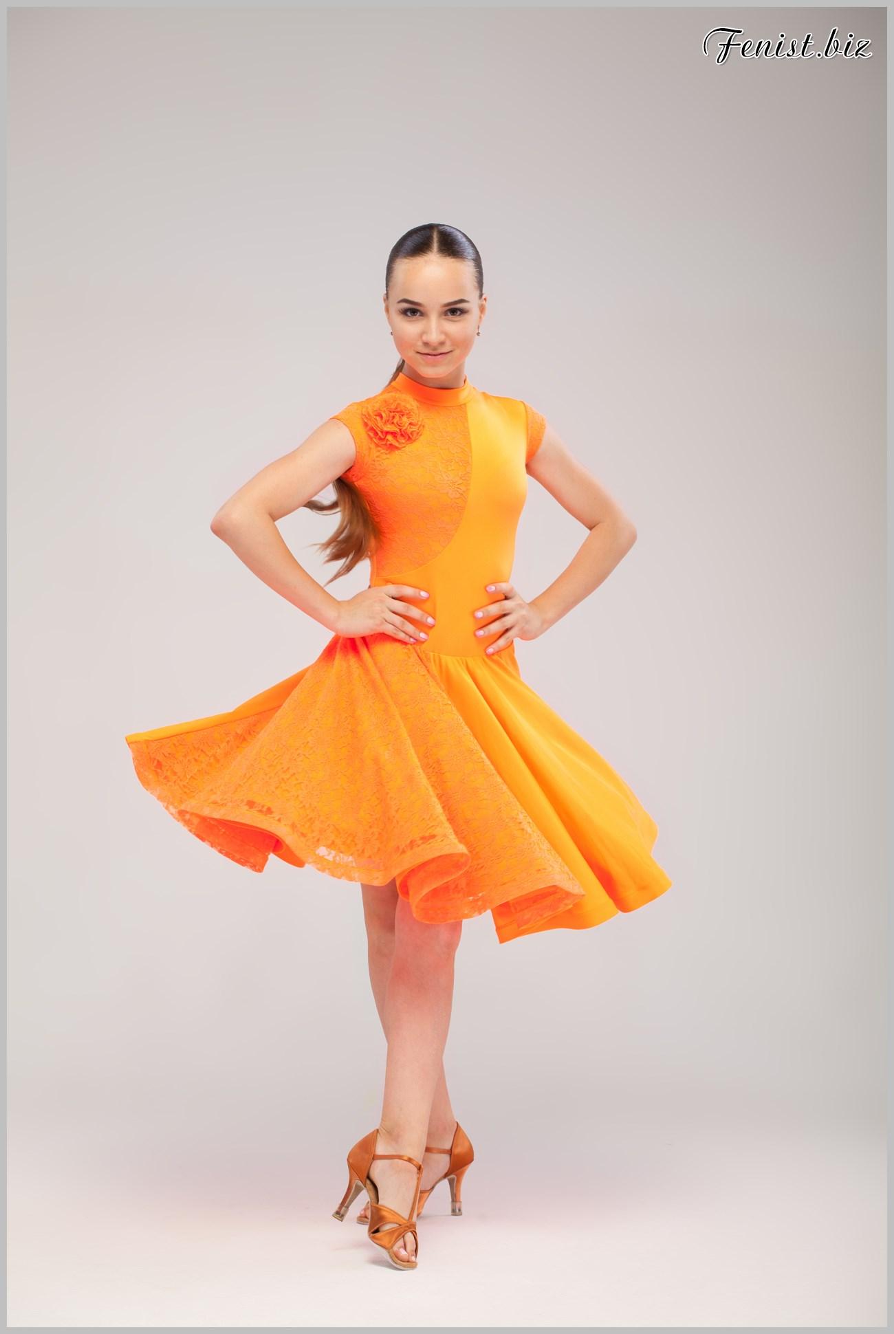Одежда для занятия танцами