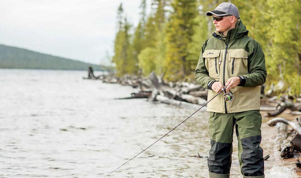 Особенности летней рыбалки