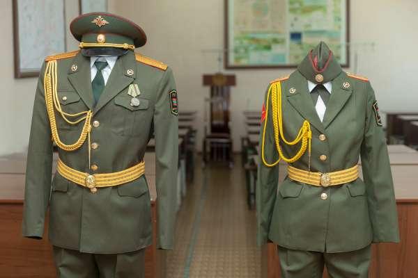 Парадная военная форма