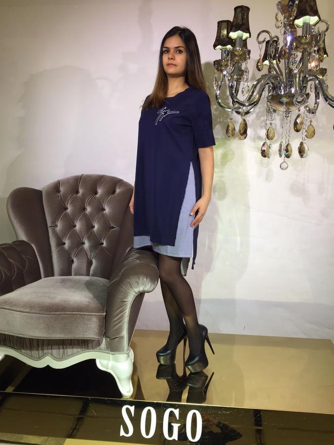 Платье фирмы Sogo