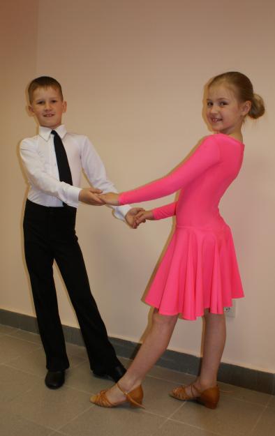 Подбор одежды для бальных танцев