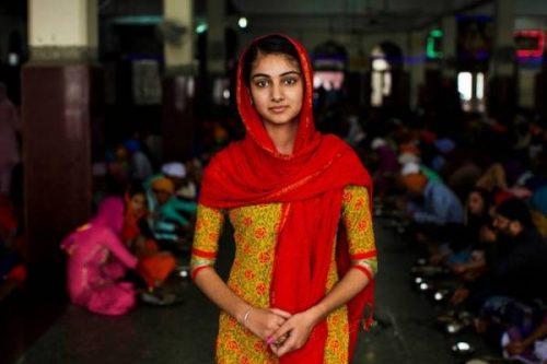 Повседневная одежда в Индии