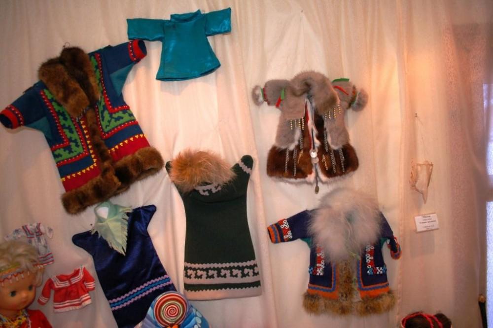 Практичные наряды из Севера