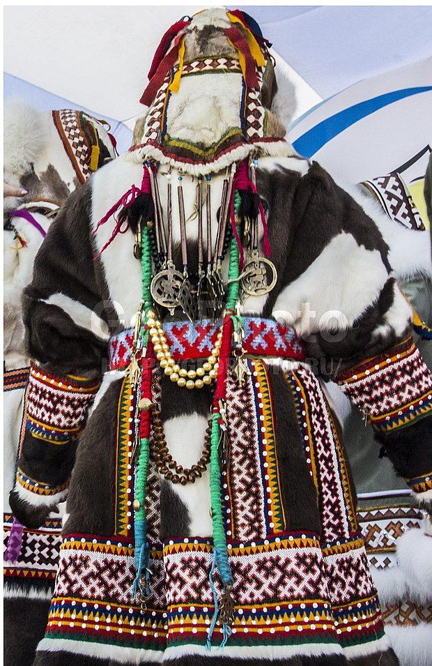 Праздничная одежда оленевода