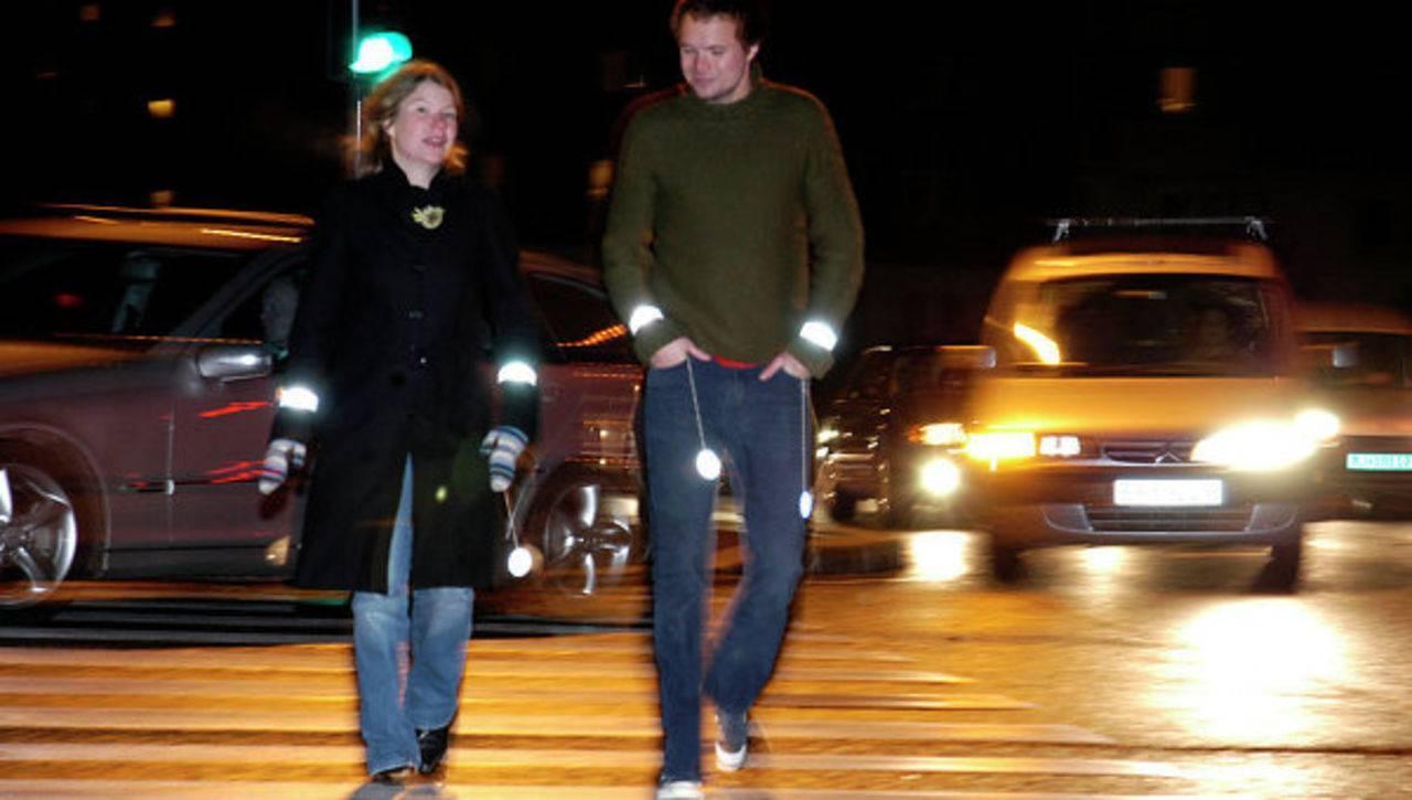 Проверяет ли полиция наличие светоотражателей у пешеходов