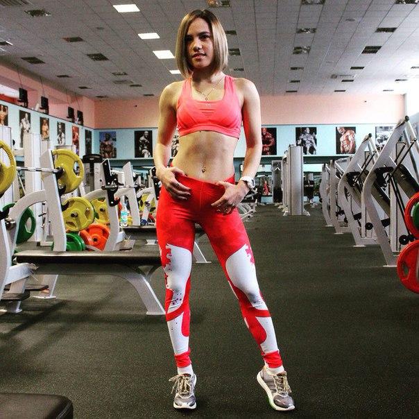 Широкий выбор спортивной одежды