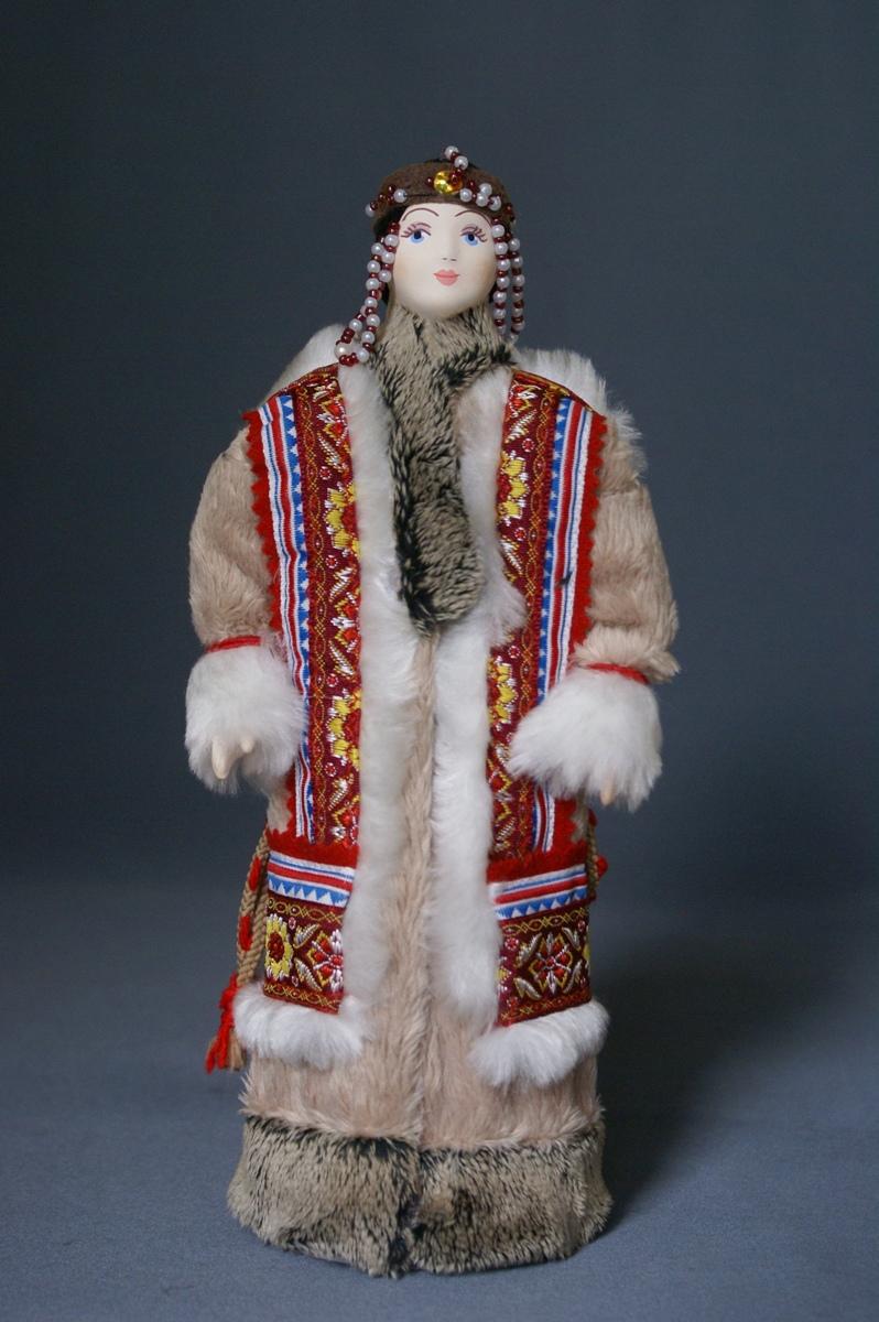 Северный костюм